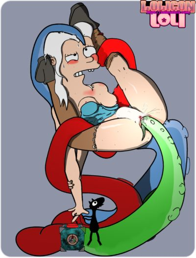 loliconhentai cartoonporn disenchantmentPrincessTiabeanieluci tentaclesexxx parody